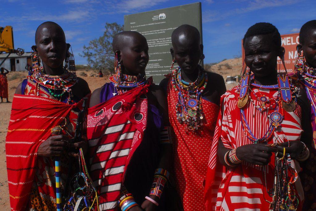 Women of the Maasai