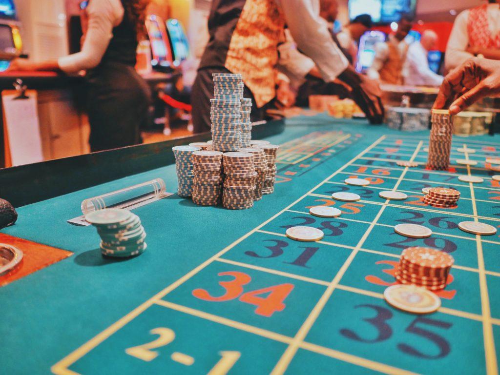 Gambling at Grand Hotel De Kinshasa, Kinshasa, Democratic Republic of the Congo