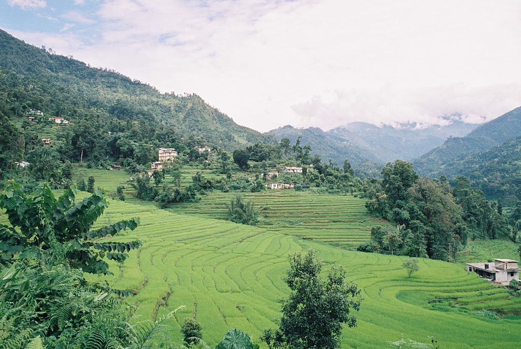 Sikkim is a northeastern state of India, north of West Bengal, east of Nepal.