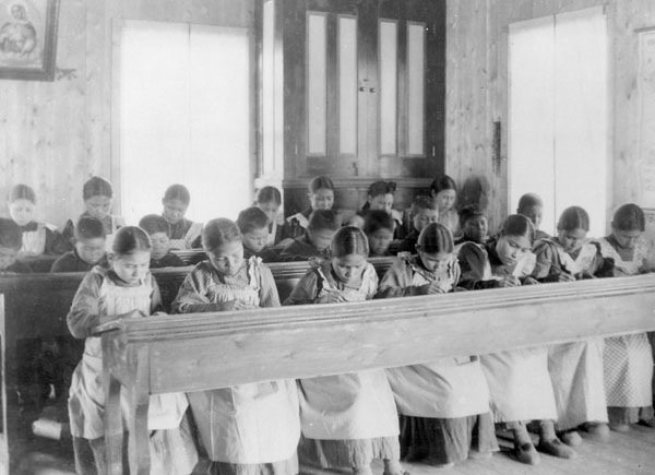 Study period at Roman Catholic Indian Residential School;